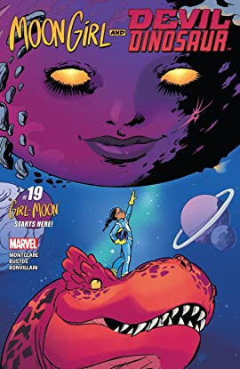 Moon Girl and Devil Dinosaur (2015-2019) #19