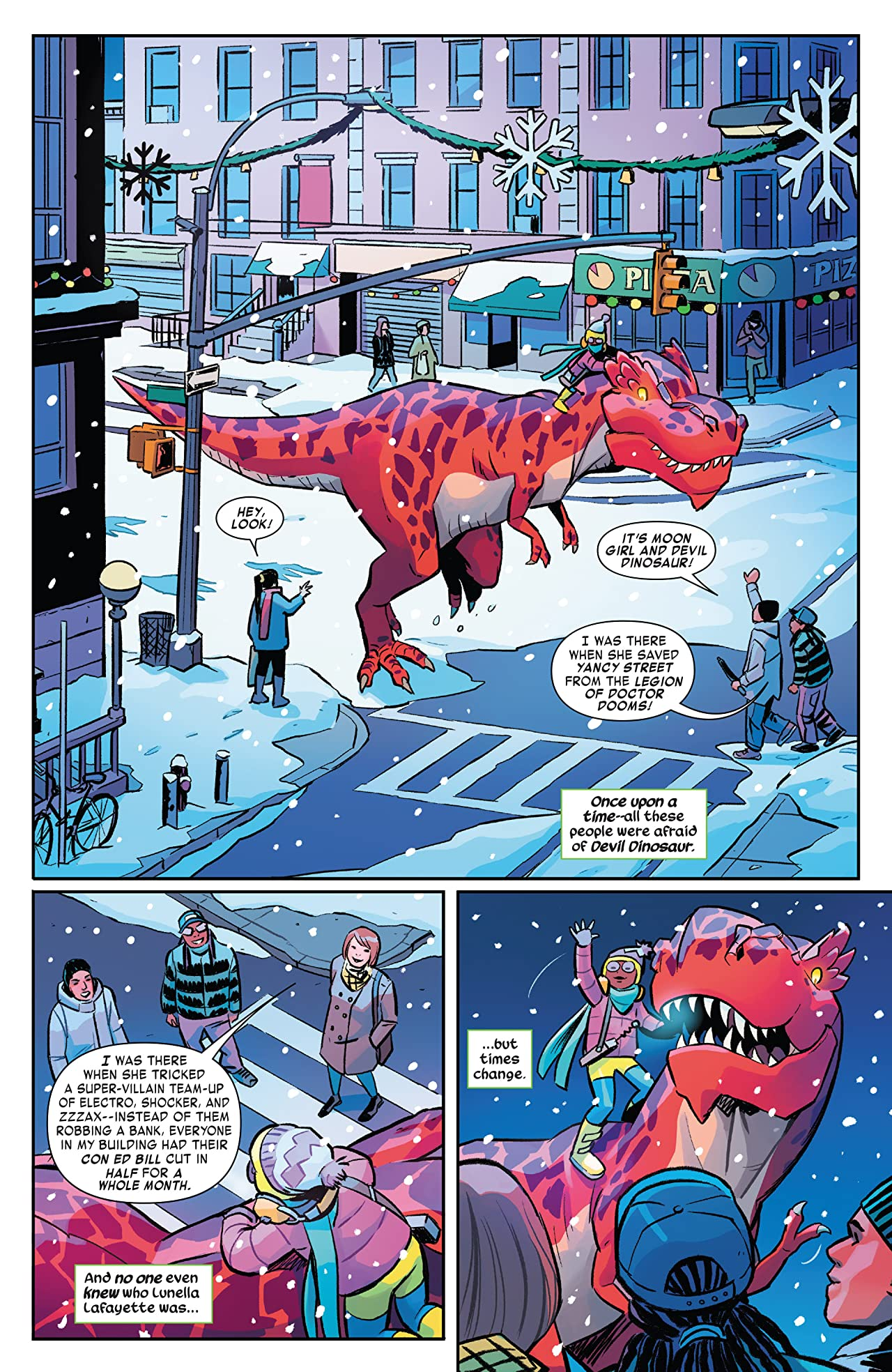 Moon Girl and Devil Dinosaur (2015-) #19
