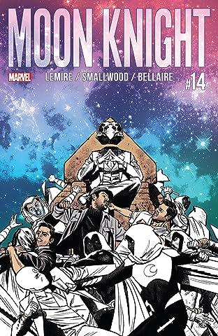 Moon Knight (2016-2017) #14