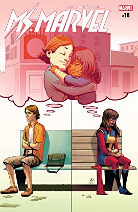 Ms. Marvel (2015-2019) #18