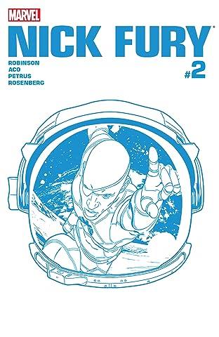Nick Fury (2017-) #2