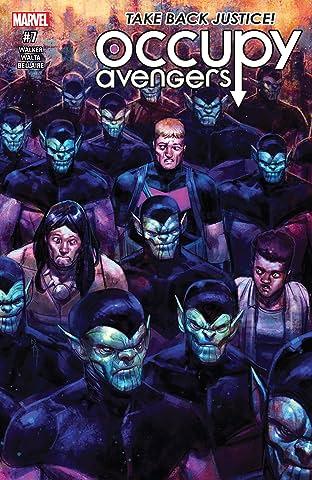 Occupy Avengers (2016-) #7