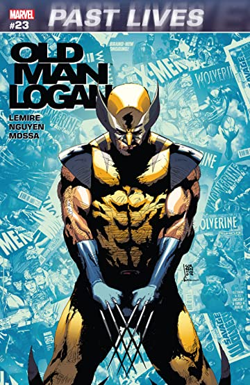 Old Man Logan (2016-) #23