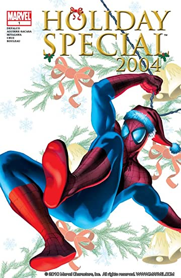 Marvel Holiday Special: 2004