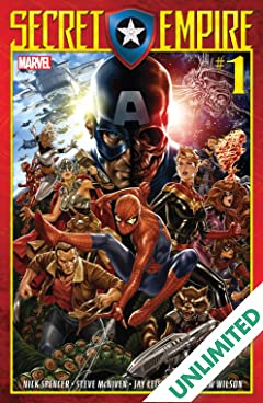 Secret Empire (2017) #1 (of 10)