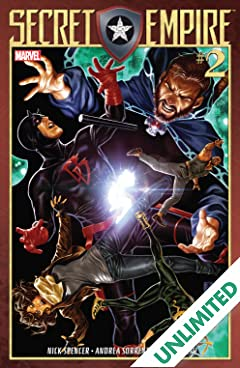 Secret Empire (2017) #2 (of 10)