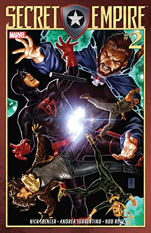 Secret Empire (2017-) #2 (of 10)