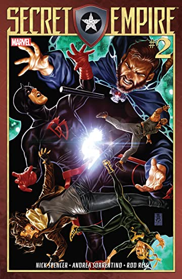 Secret Empire (2017) No.2 (sur 10)