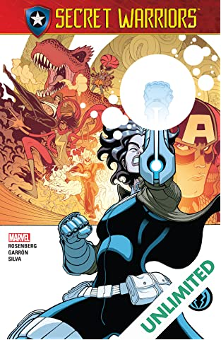 Secret Warriors (2017-) #1
