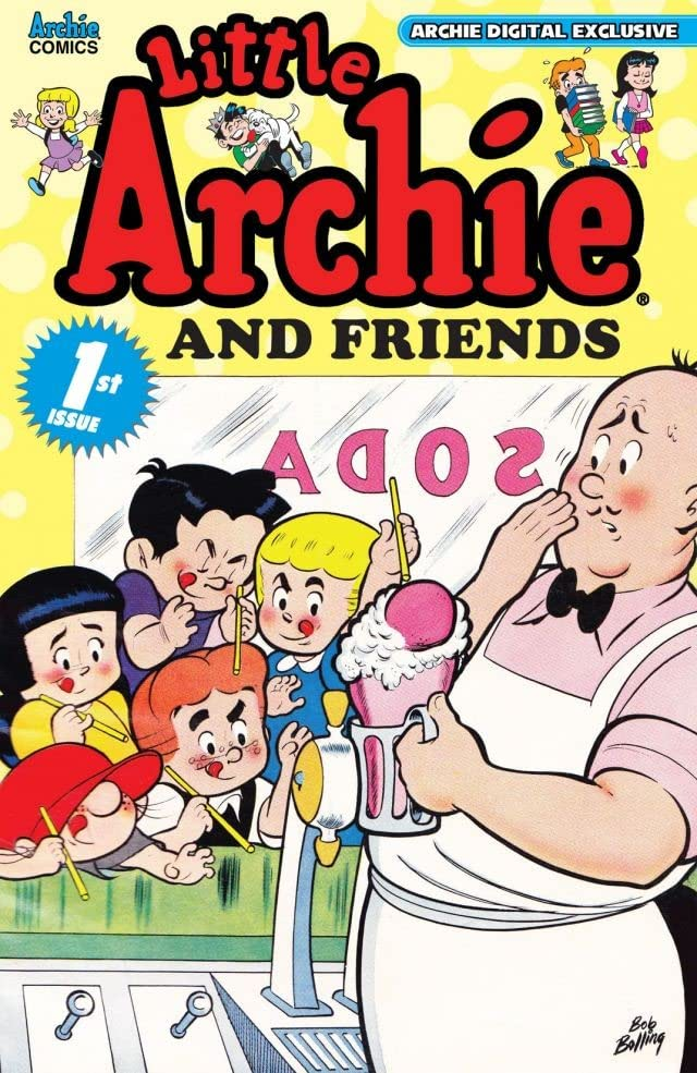 Little Archie and Friends