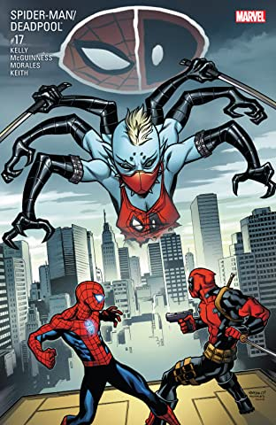 Spider-Man/Deadpool (2016-) #17