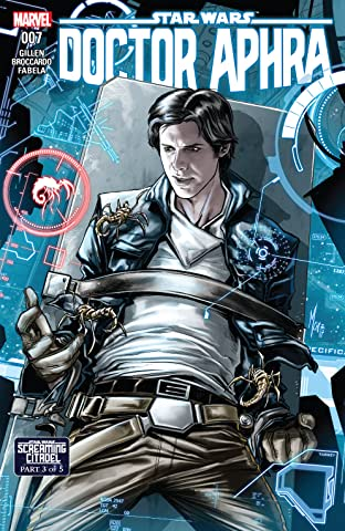Star Wars: Doctor Aphra (2016-) #7