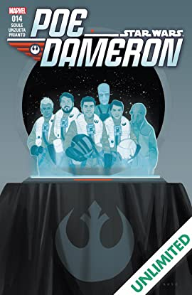 Star Wars: Poe Dameron (2016-2018) #14