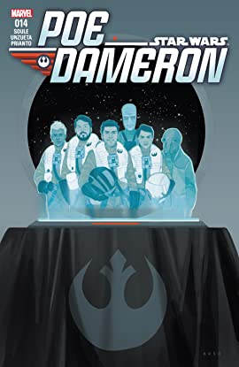 Star Wars: Poe Dameron (2016-2018) #14