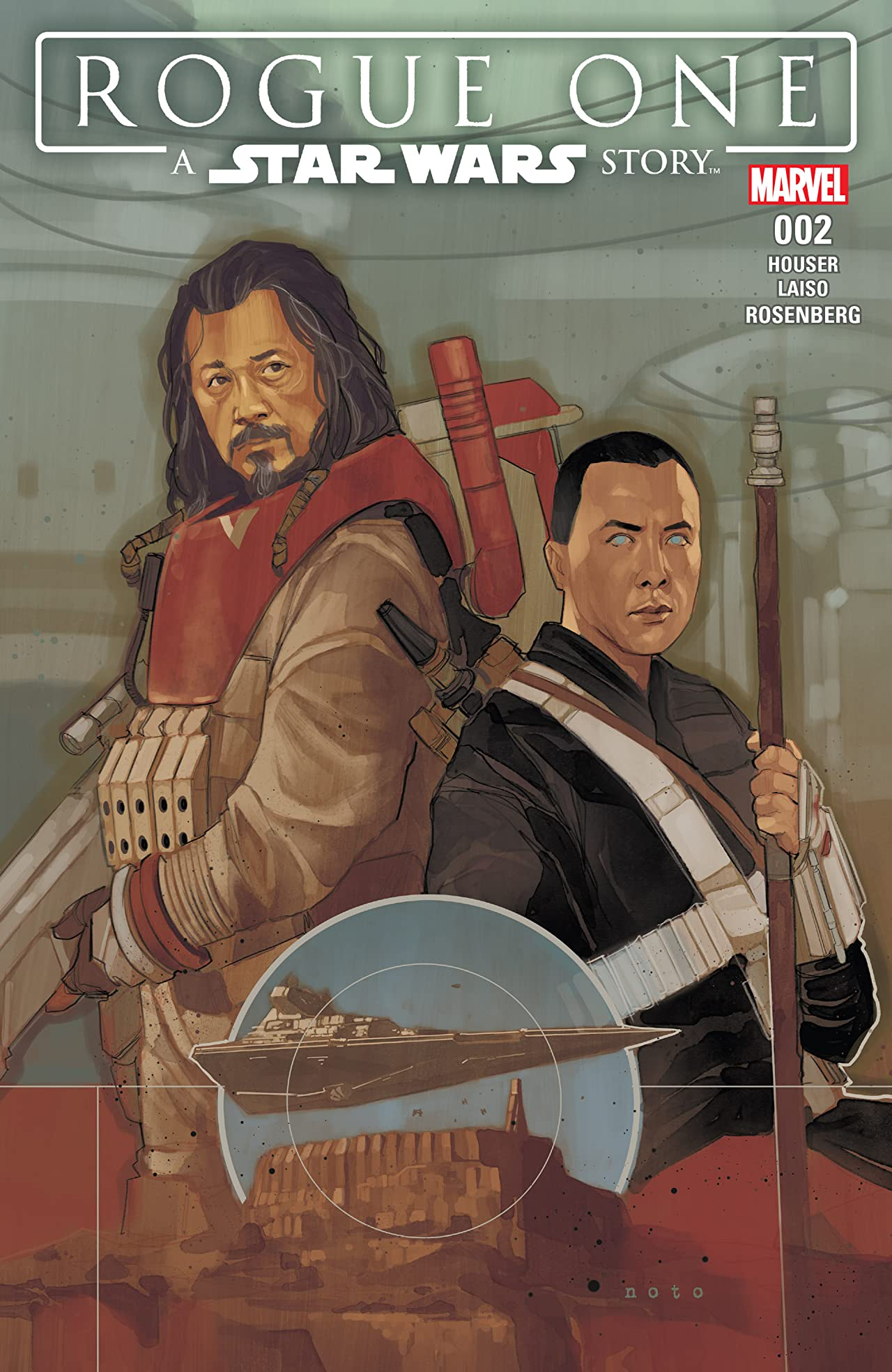 Star Wars: Rogue One Adaptation (2017) #2 (of 6)