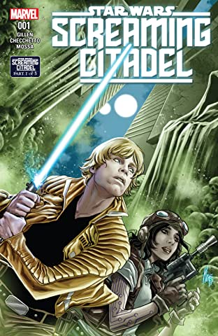 Star Wars: The Screaming Citadel (2017) No.1