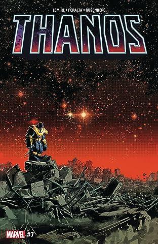 Thanos (2016-) #7