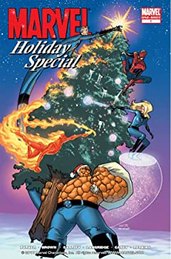 Marvel Holiday Special: 2005