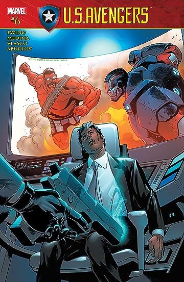 U.S.Avengers (2017) #6
