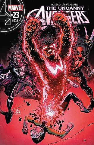 Uncanny Avengers (2015-) No.23