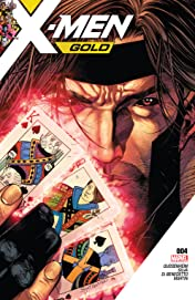 X-Men: Gold (2017-) No.4