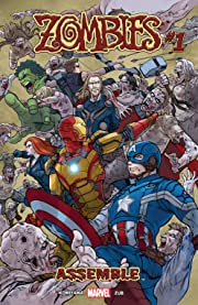 Zombies Assemble (2017) #1 (of 3)