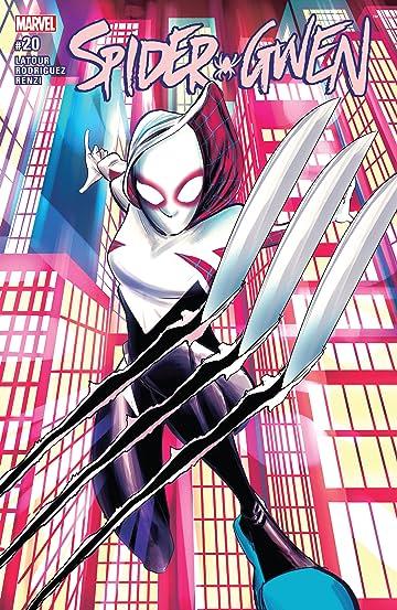 Spider-Gwen (2015-) #20
