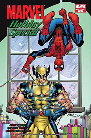 Marvel Holiday Special: 2007