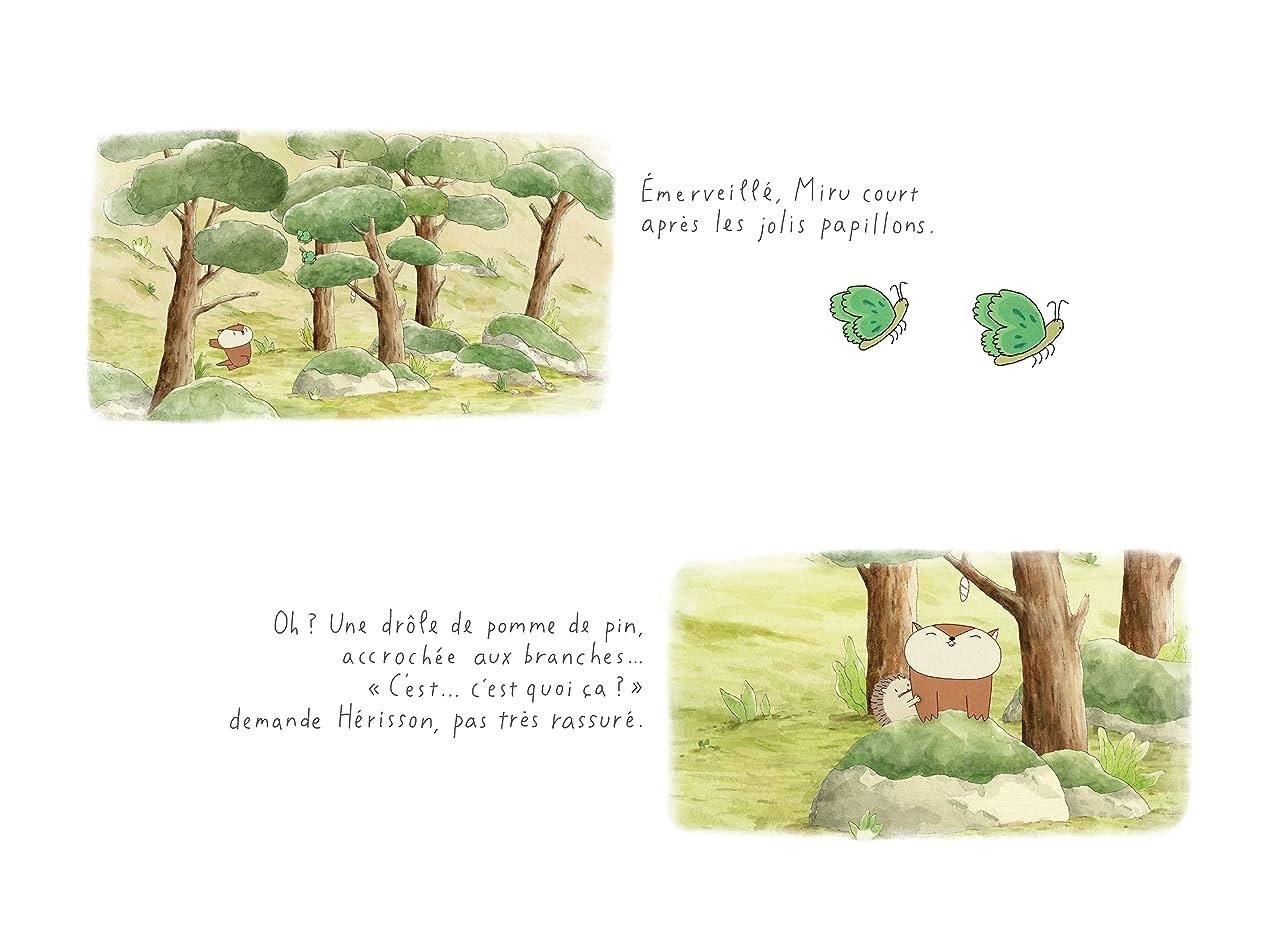 Miru Miru Vol. 4: Papillon Mystère