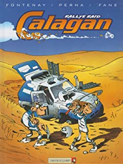 Calagan - Rallye Raid Vol. 1