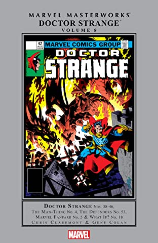 Doctor Strange Masterworks Tome 8