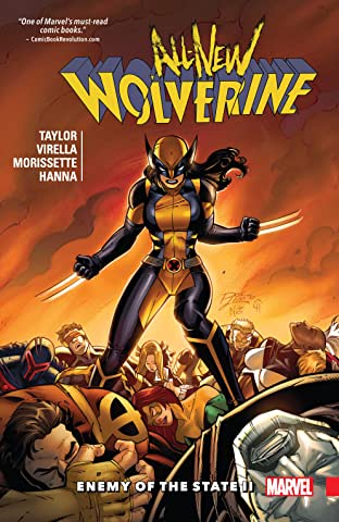 All-New Wolverine Tome 3: Enemy of the State II