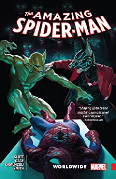 Amazing Spider-Man: Worldwide Vol. 5