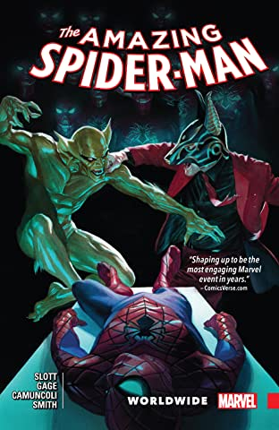 Amazing Spider-Man: Worldwide Tome 5