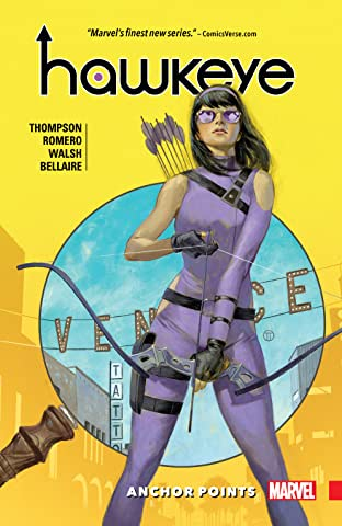 Hawkeye: Kate Bishop Tome 1: Anchor Points