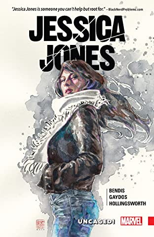 Jessica Jones Tome 1: Uncaged!