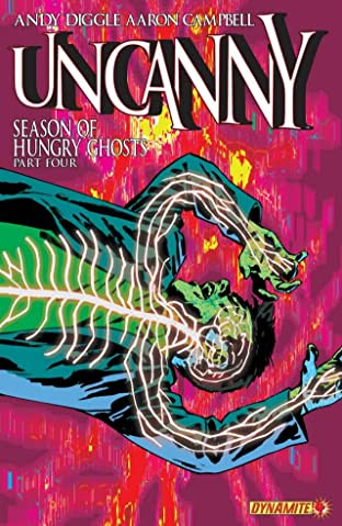 Uncanny #4: Digital Exclusive Edition