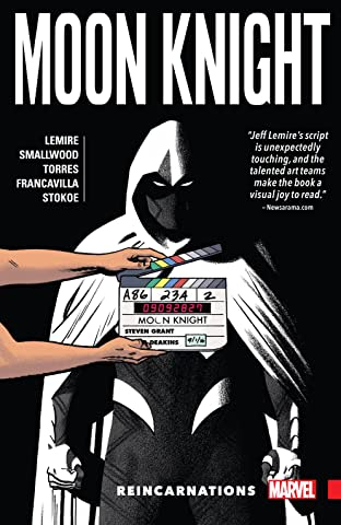 Moon Knight Tome 2: Reincarnations