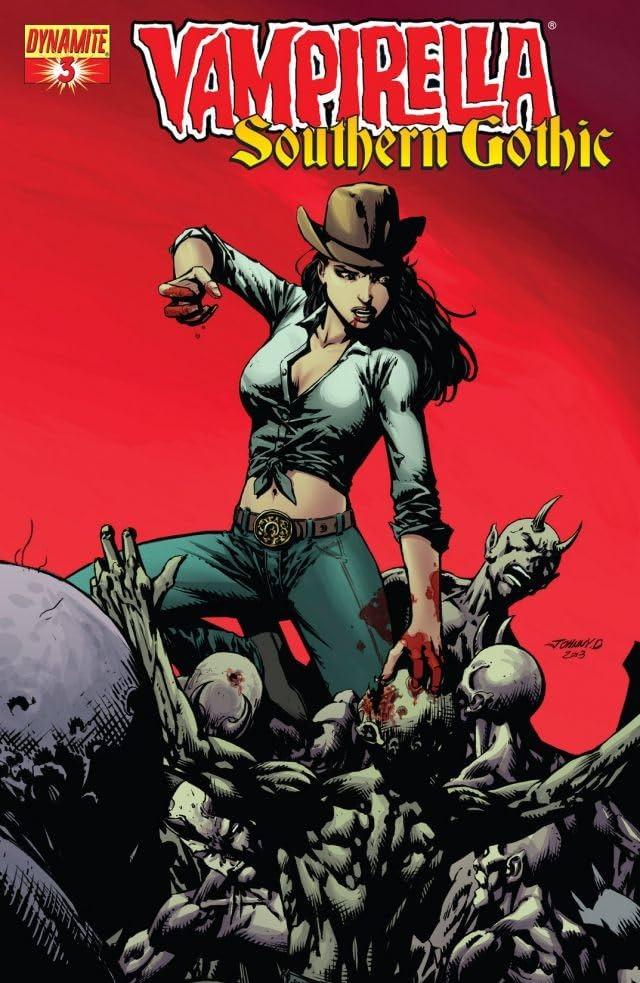 Vampirella: Southern Gothic #3 (of 5)