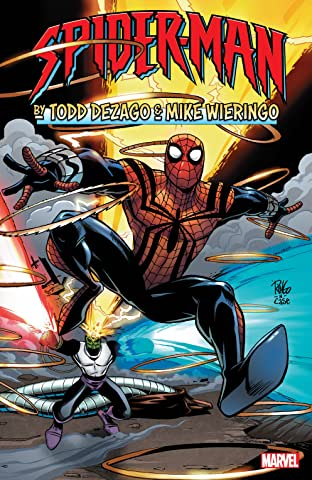 Spider-Man by Todd Dezago & Mike Wieringo Tome 1