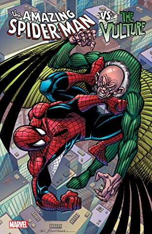 Spider-Man vs. The Vulture