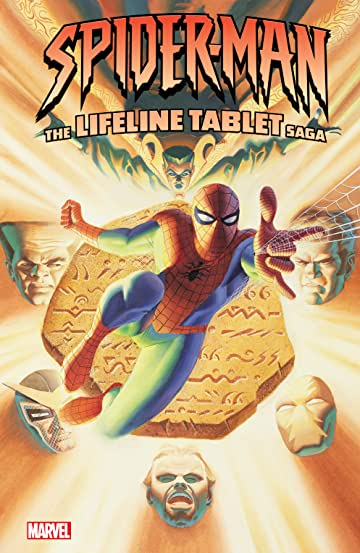 Spider-Man: The Lifeline Tablet Saga