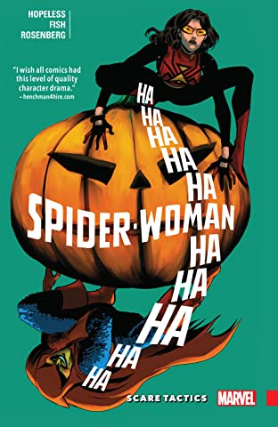 Spider-Woman: Shifting Gears Tome 3: Scare Tactics