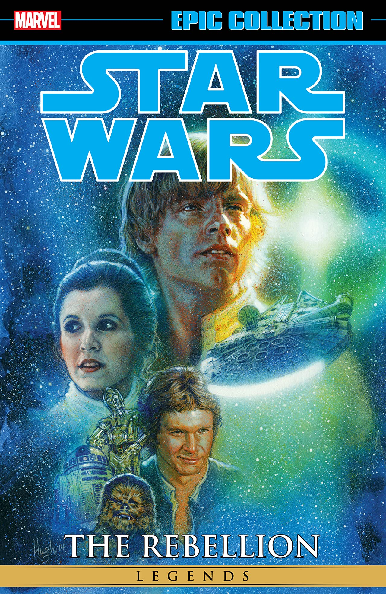 Star Wars Legends Epic Collection: The Rebellion Tome 2