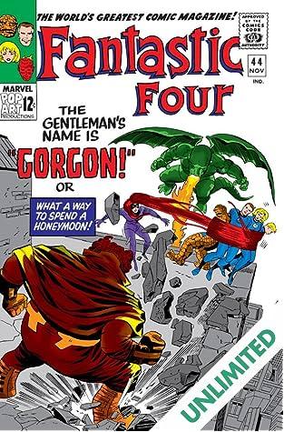 Fantastic Four (1961-1998) #44