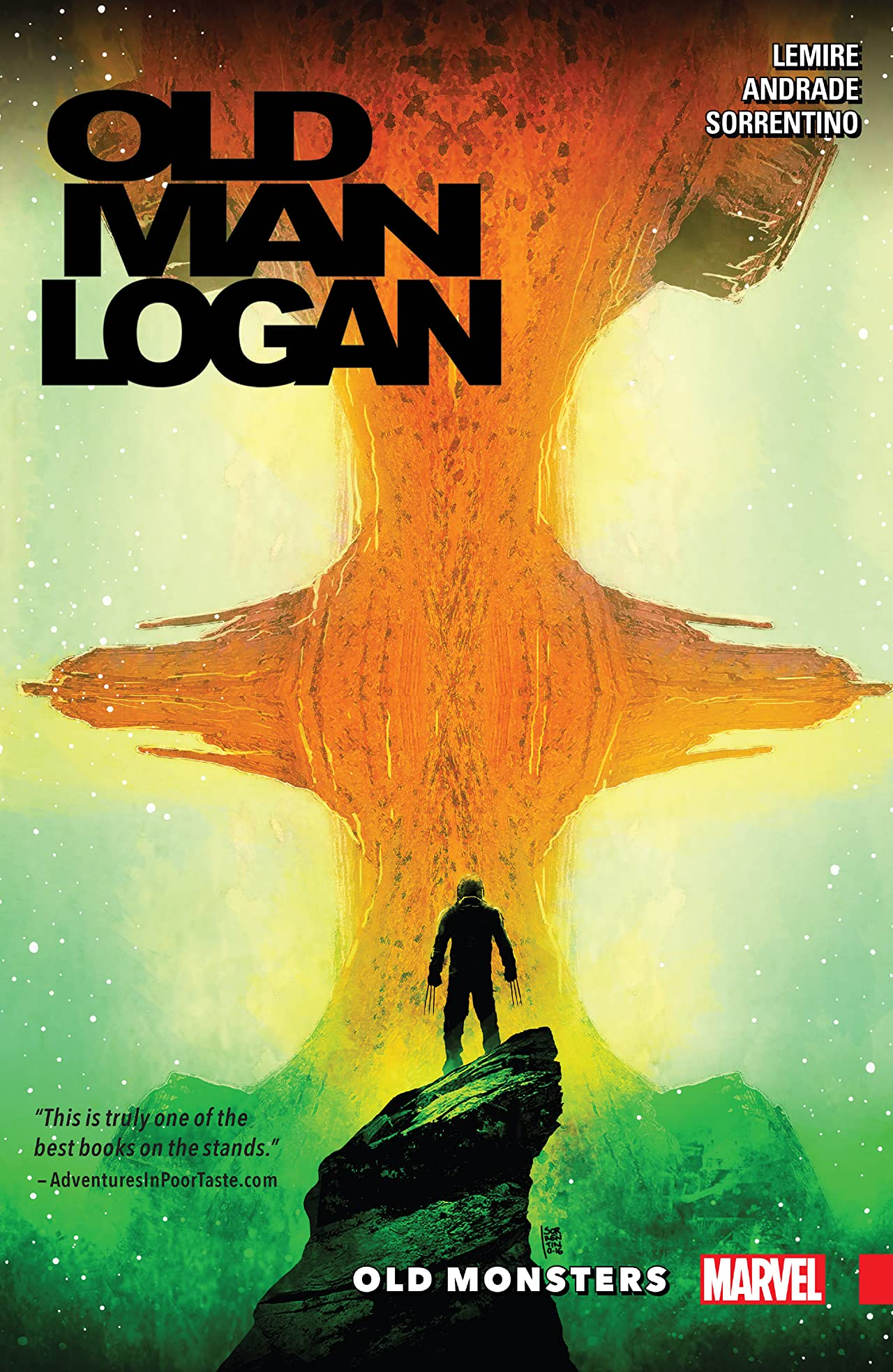 Wolverine: Old Man Logan Vol. 4: Old Monsters
