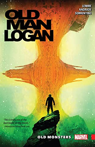 Wolverine: Old Man Logan Tome 4: Old Monsters