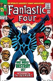 Fantastic Four (1961-1998) #46