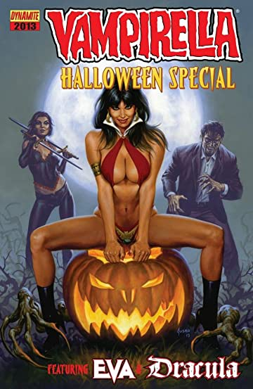 Vampirella Halloween Special 2013: Digital Exclusive Edition