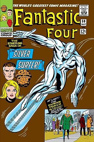 Fantastic Four (1961-1998) #50